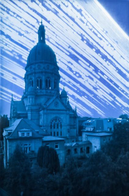 Christuskirche - Solargraphy (S06)