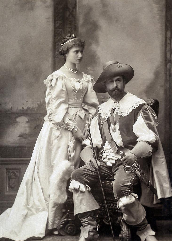 Российская Империя на фотографиях. Царица. Alix von Hessen. Empress Alexandra Feodorovna /3/