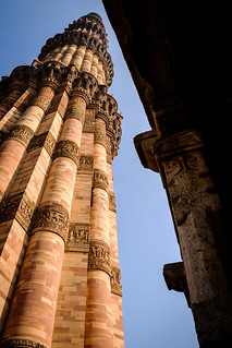 Qutub Minar | Delhi, India | by t linn