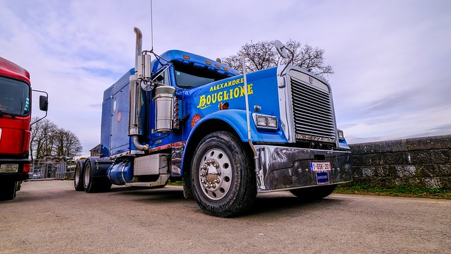 Alexander's Truck