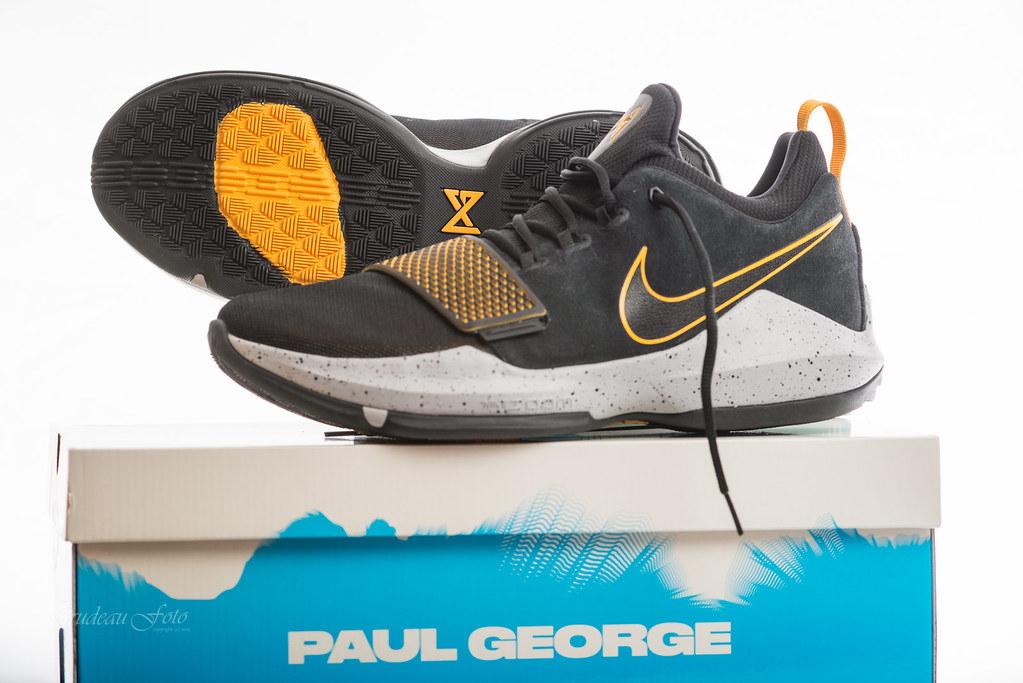 buy online 21b9b c5ed5 Nike PG 1 | New heat for the boys feet. | wa2wider | Flickr