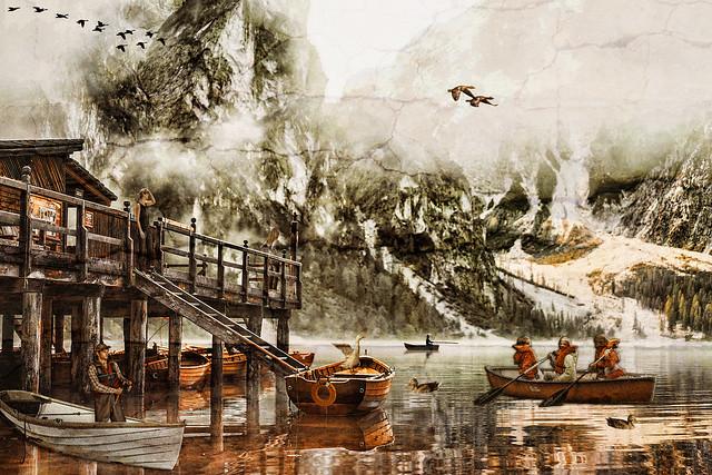 lake retreat