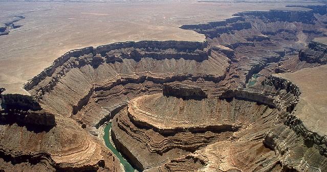 Survol du Grand Canyon