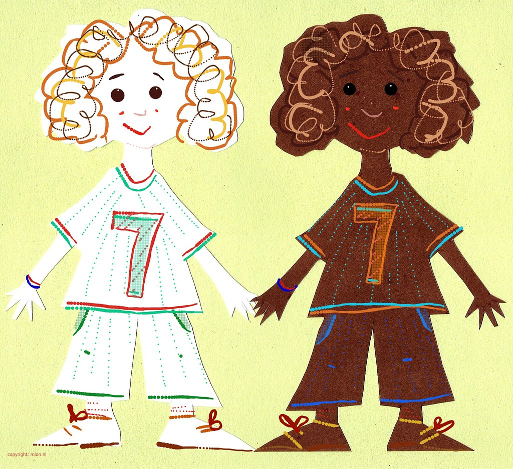 twins- for illustration friday