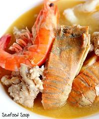88 Clayfish Soup