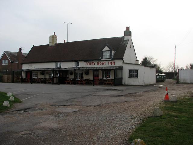 The Ferry Boat Inn, Felixstowe Ferry