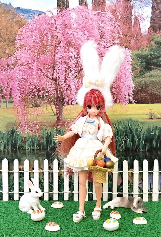 Tiny Koron Spring Bunny