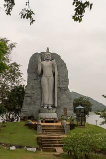 Buddha Statue at Giritale Wewa | by seghal1