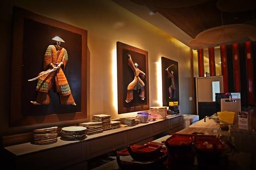 Bai Hotel Cebu - Ume - Interior Samurai   by thetreasuretracker