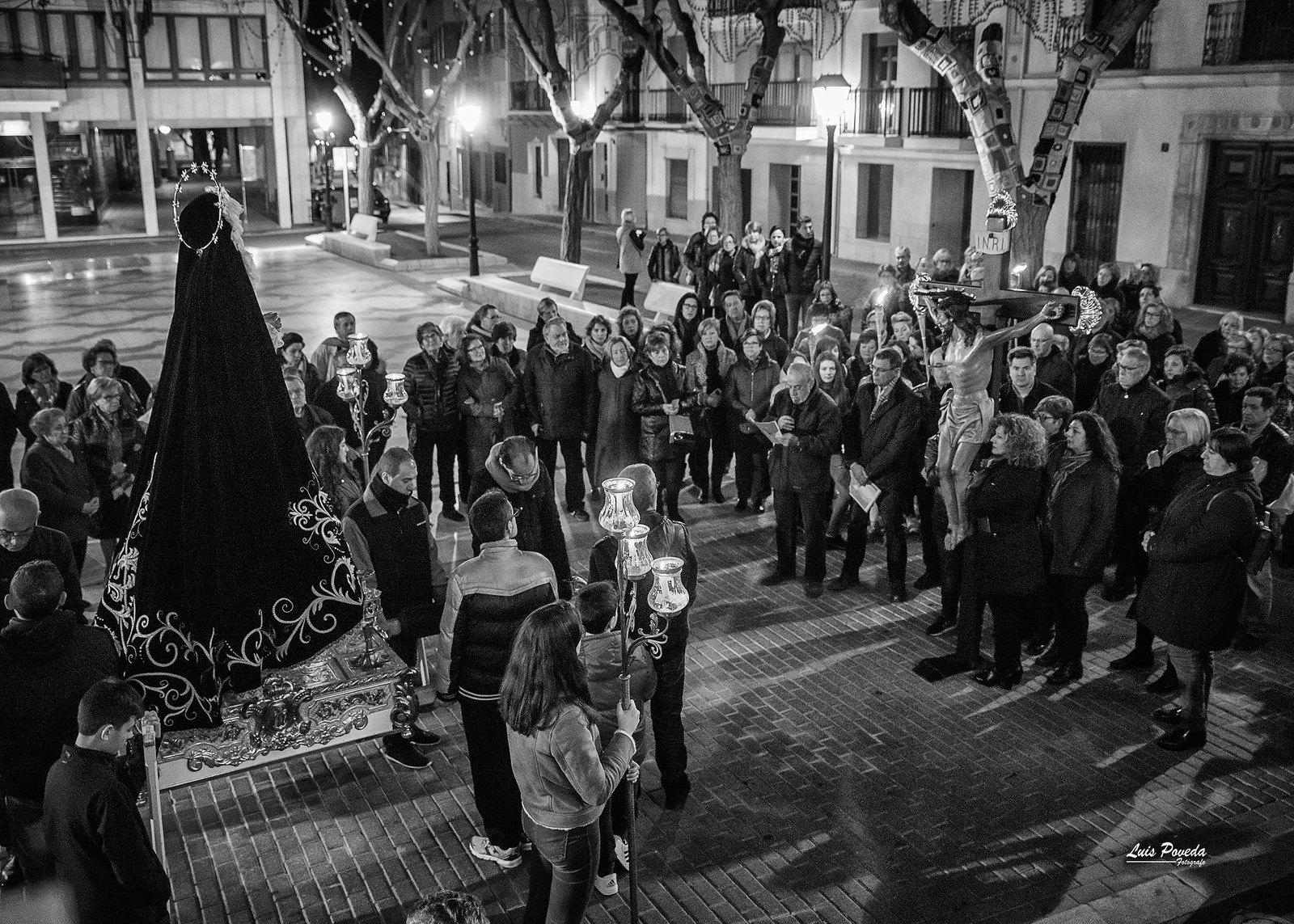 (2018-03-23) - IX Vía Crucis nocturno - Luis Poveda Galiano (10)