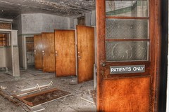 Patients Only!