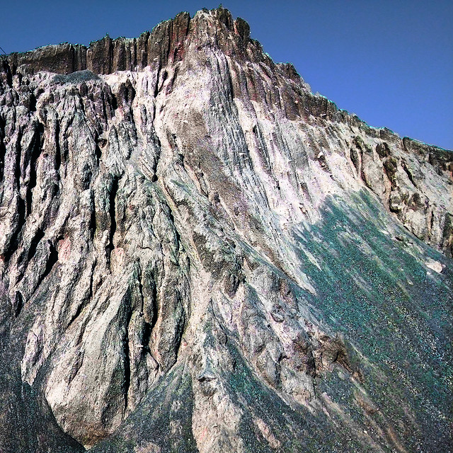 Sierra de Ahuatepec, cumbre Cartuchos