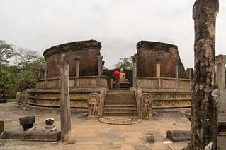 Polonnaruwa Watadage | by seghal1