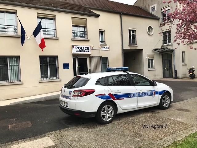Police Municipale Renault Megane Estate