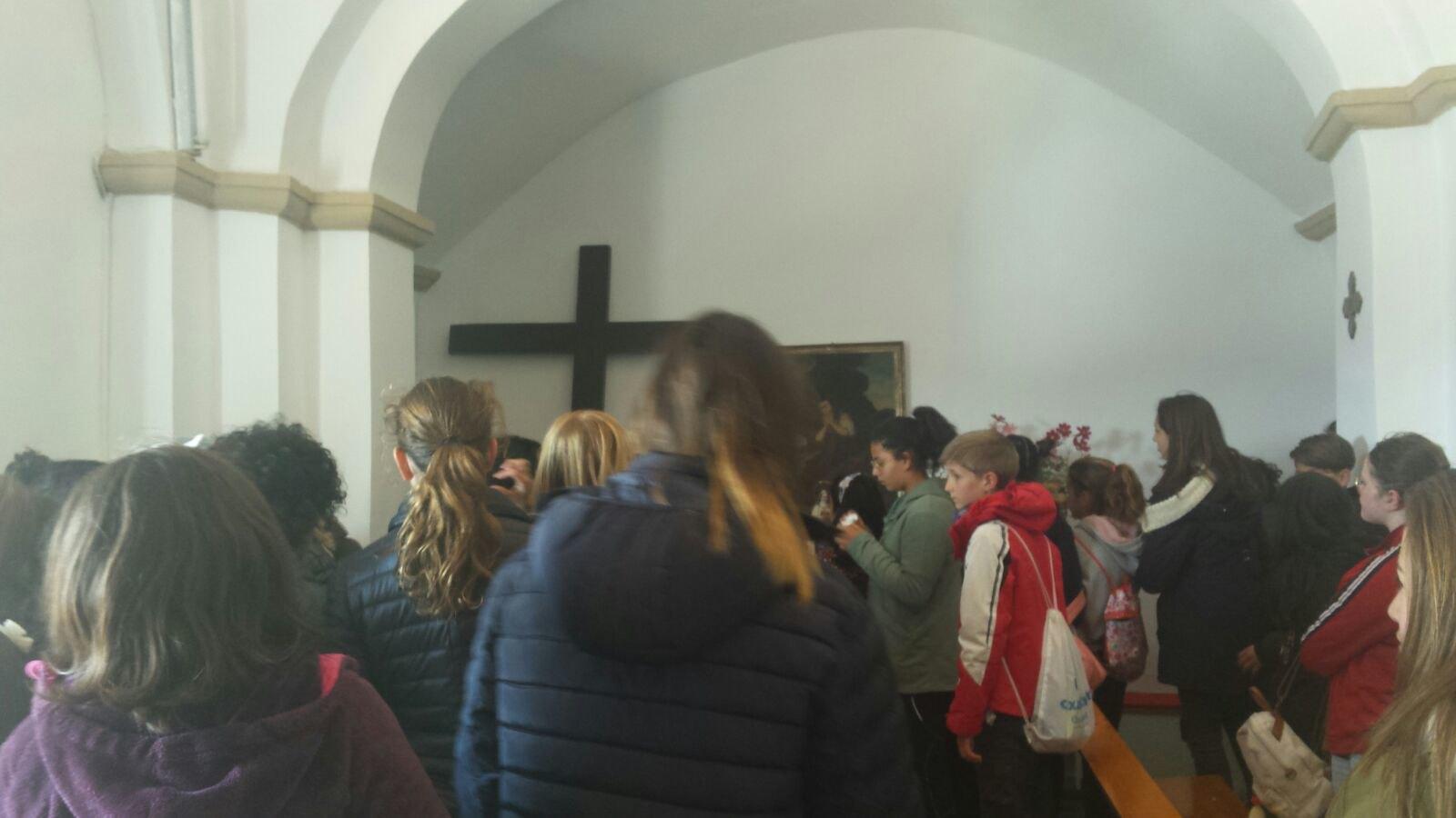 (2018-03-19) - Visita ermita alumnos Yolada-Pilar,6º, Virrey Poveda-9 de Octubre - Maria Isabel Berenquer Brotons - (06)