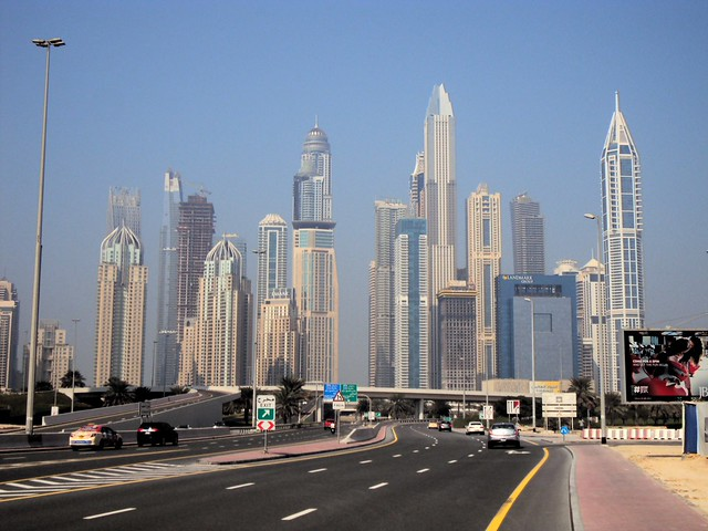 That's part of Dubia; it's sprawled out over many, many kms (50?) by bryandkeith on flickr