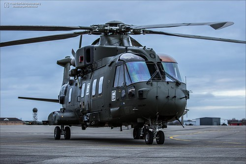 AgustaWestland Merlin HC.3 ZJ130 | by Ian Garfield - thanks for over 2 million views!