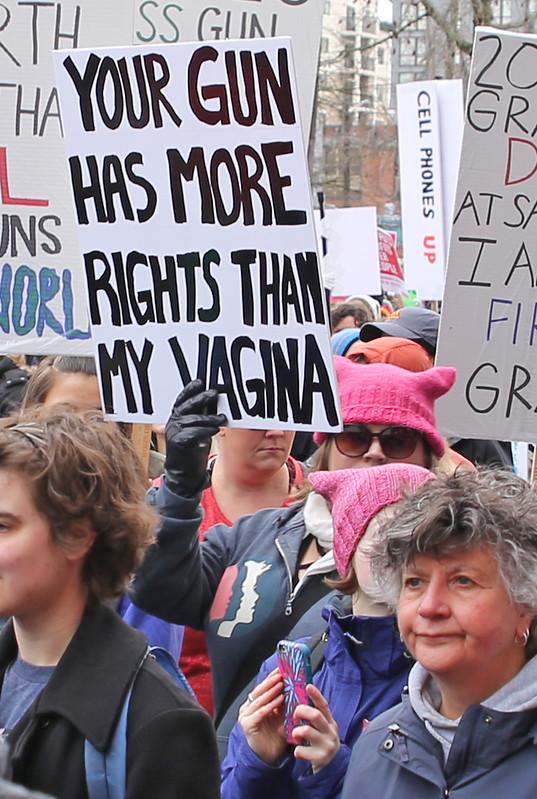 More Rights Than My Vagina