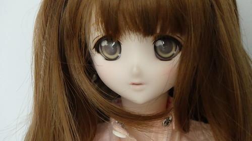 Dollfie dream Mariko close-up