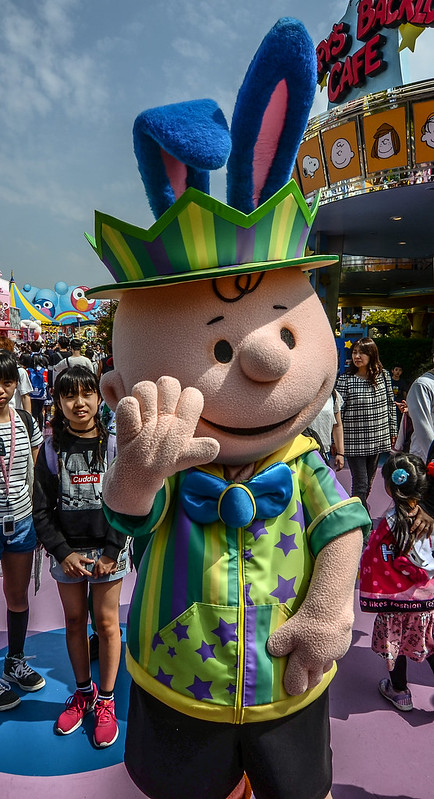 USJ Charlie Brown