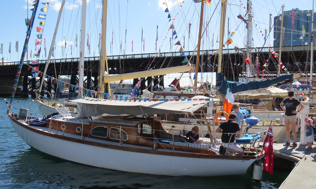 Img5162 Sydney Classic And Wooden Boat Festival 2018 Flickr