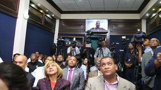 Viviendas dignas para todos; funcionarios del sector rinden cuentas de su gestión en 2017   by PresidenciaRD