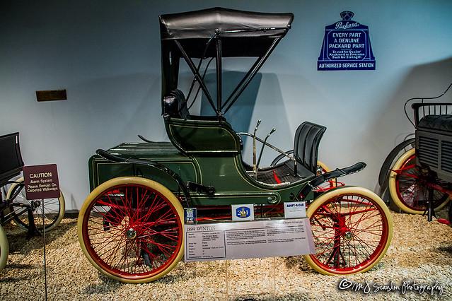 1899 Winston Phaeton   National Automobile Museum   Reno, Nevada