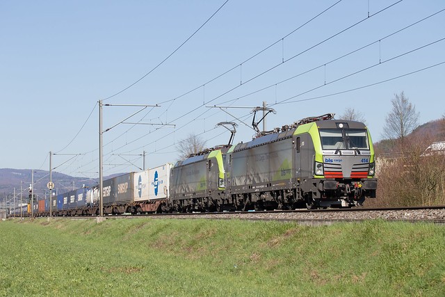 Double-headed Vectron