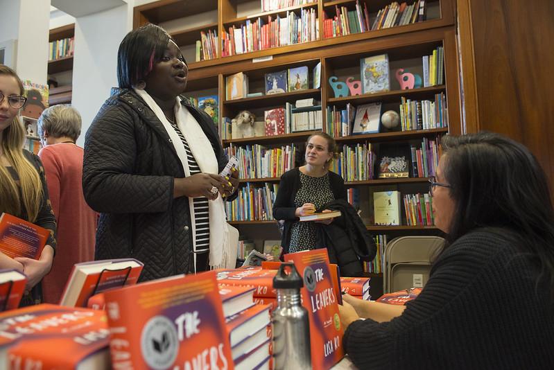 Carol Troxell Reader: Lisa Ko