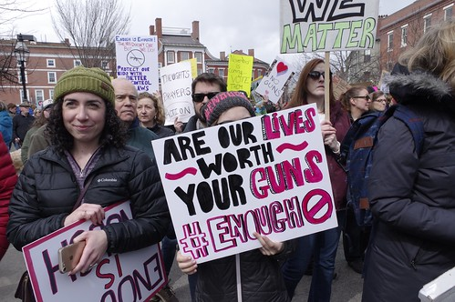 March For Our Lives | by radiorocky
