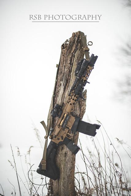 Lancer SBR AR15
