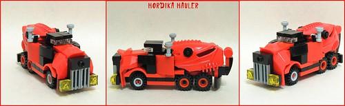 The Hordika Hauler | by Space Glove