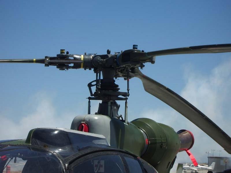 Aerospatiale Gazelle HT.3 5