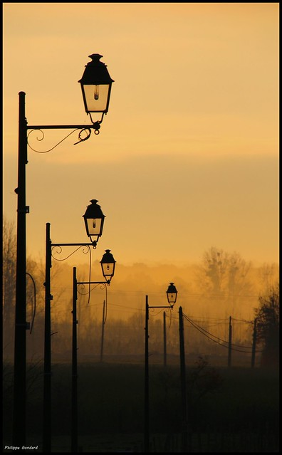 Mareil sur Loir (Sarthe)