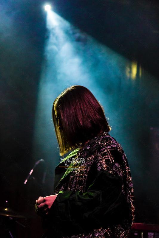 Alice Merton - Los 40 Stage