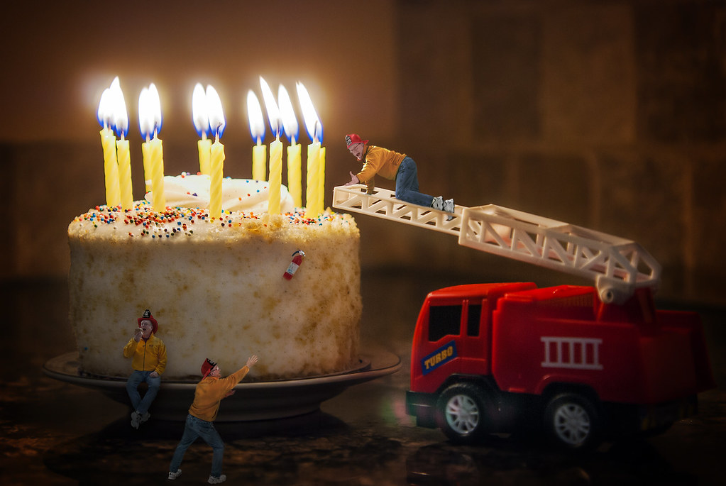 15 52 Three Alarm Cake Fire