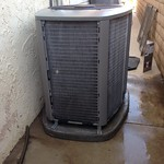 Condenser  Cleaning AFTER