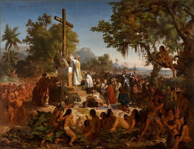 A Primeira Missa do Brasil