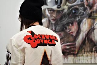 Cool Jacket - Art Opening