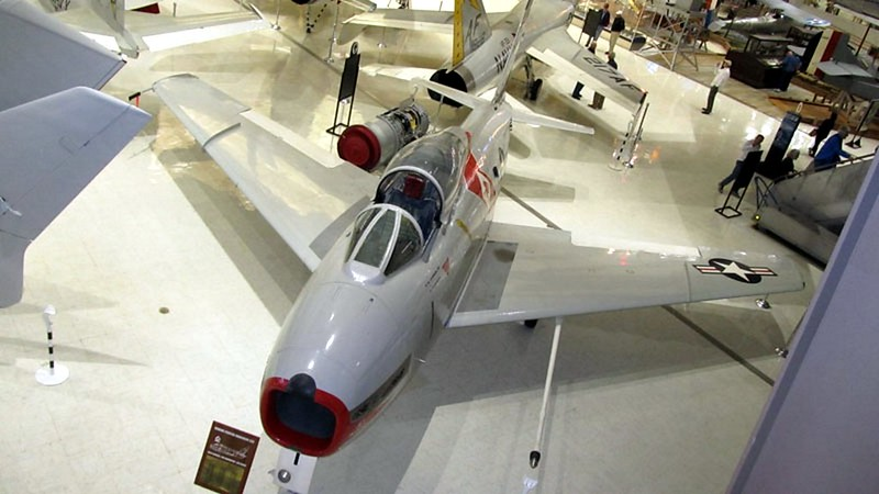 North American FJ-4 Fury 5