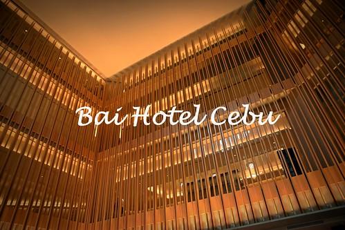 Bai Hotel Cebu - Lobby - Interior Title | by thetreasuretracker