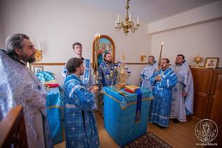 Литургия Преждеосвященных Даров 310