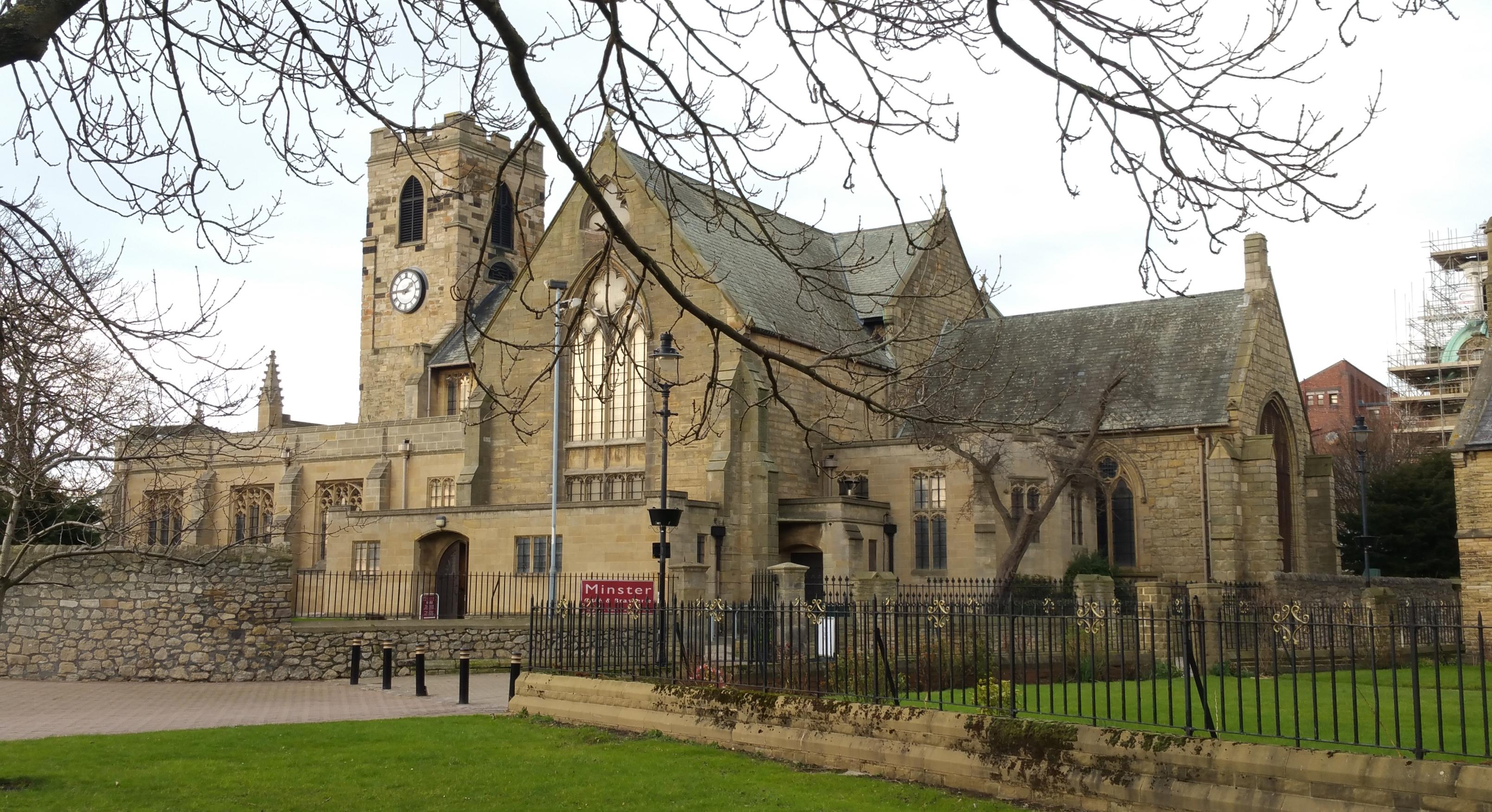 SUNDERLAND, Sunderland Minster