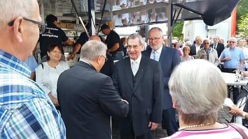 6.8.17 Kapellenverein gratuliert Pastor Fechler zum Jubiläum (5)