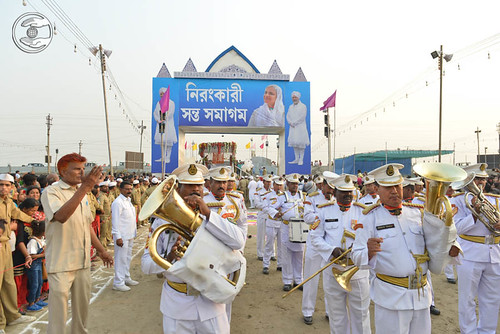 View of Procession
