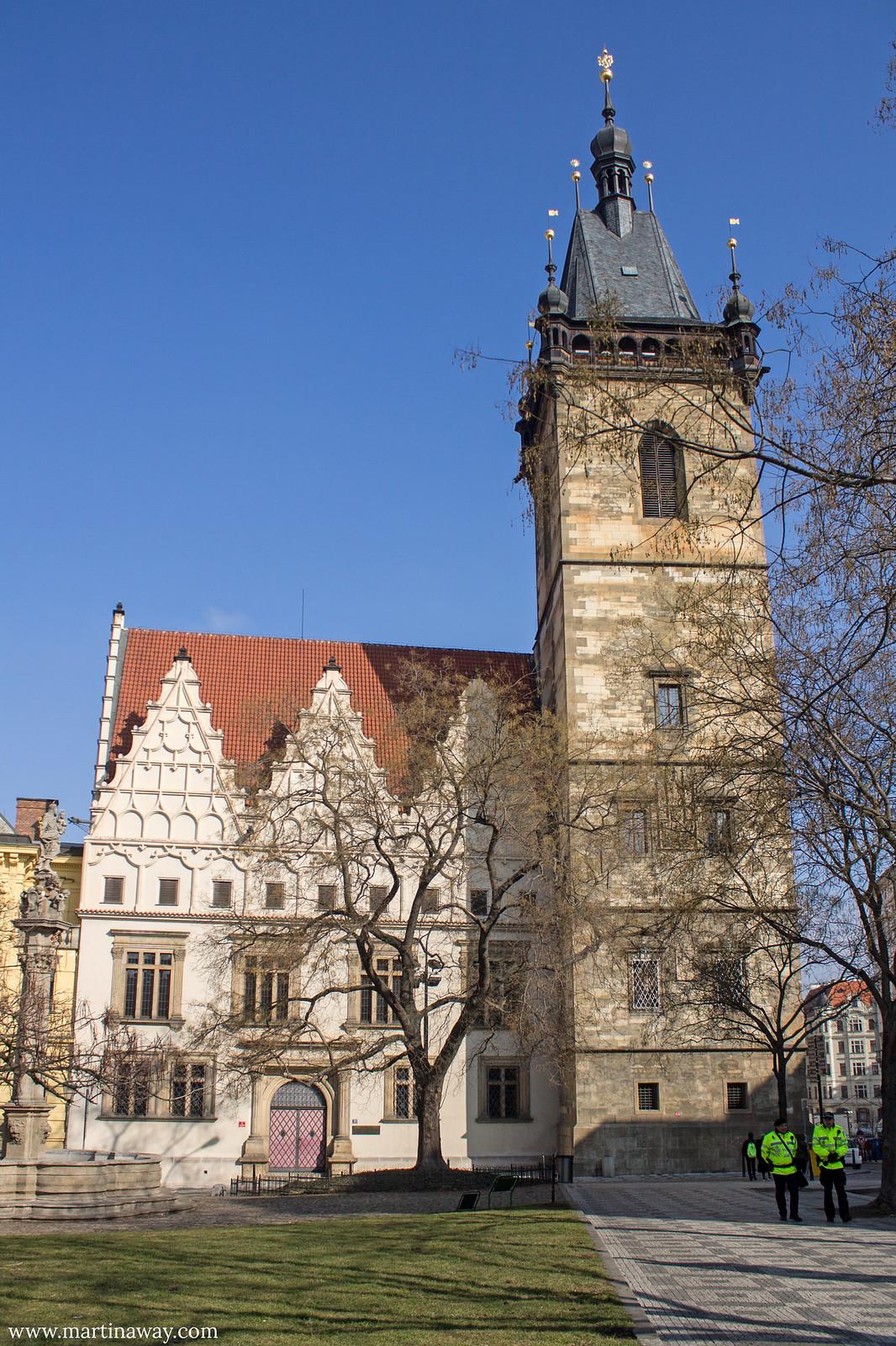 Municipio della Città Nuova