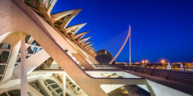 City of Arts and Sciences | Ciutat de les Arts i les Ciències