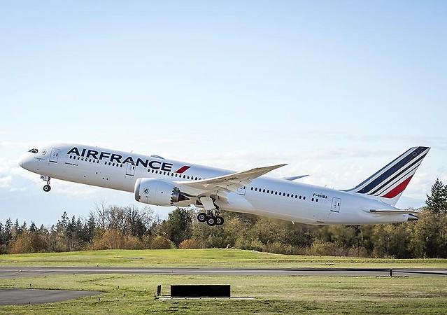 Air France B787-9 (Air France)