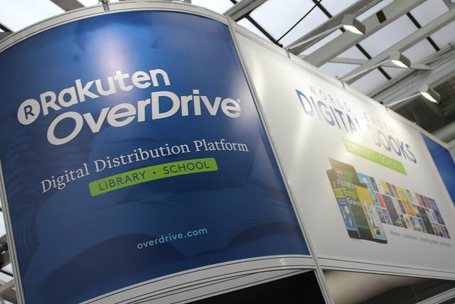 Rakuten OverDrive - London Book Fair 2018