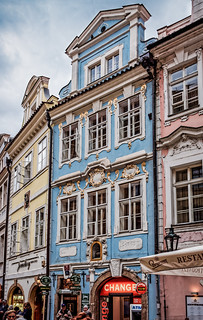 Classic Prague houses | by Мaistora